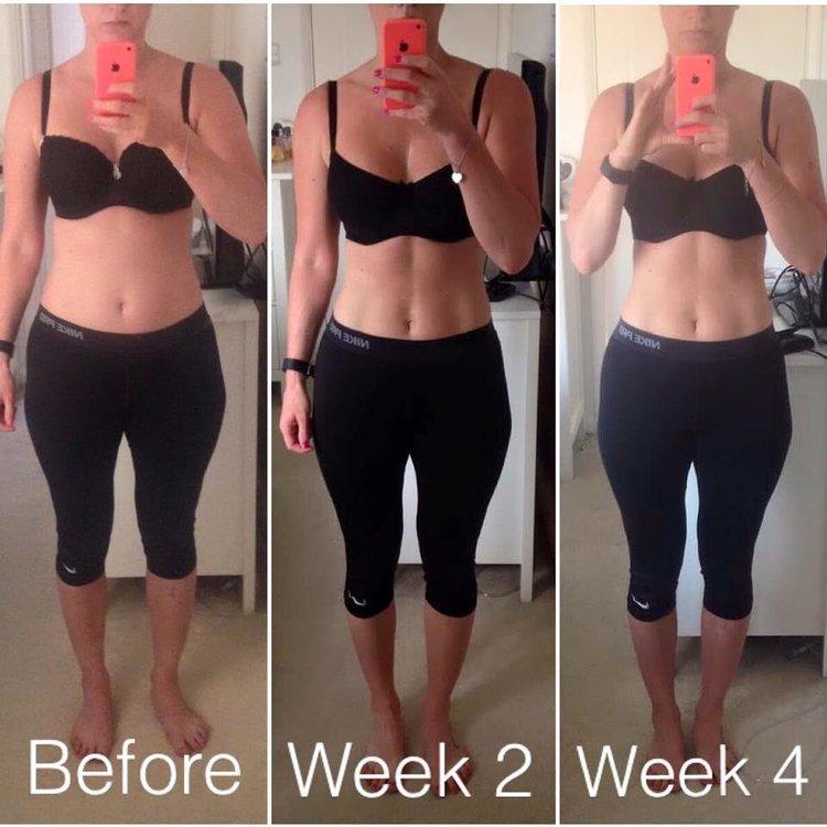 I Train 7 Days A Week & My Shape Never Changes